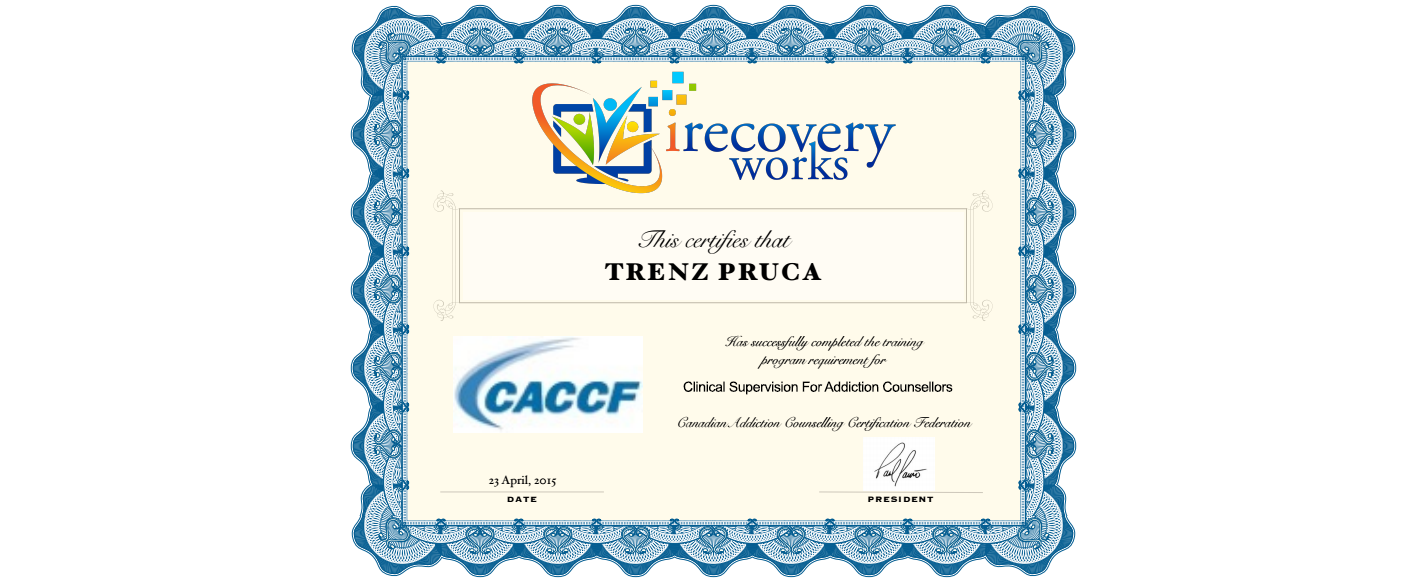 Clinical Supervision For Addiction Counsellors
